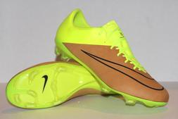 $225 NIKE MERCURIAL VAPOR X FG ACC Leather Soccer Cleats Men