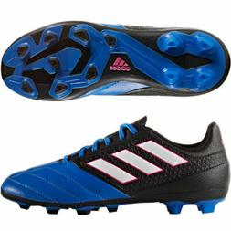 ADIDAS Ace 17.4 FxG Junior Boys Girls Size 3.5 Soccer Cleats