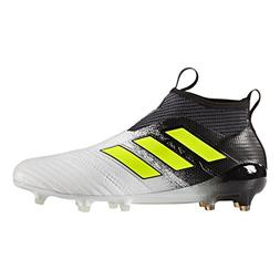 adidas Ace 17+ Purecontrol FG Cleat Mens Soccer 8 Running Wh