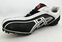 Asics Big Kids Cleats Size 4.5 Running Shoes Youth Track Ten