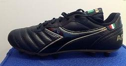 Diadora Brasil Classic MD PU soccer futbol cleats shoes Kang