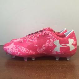 Under Armour ClutchFit Force 3.0 Breast Cancer Soccer Cleats
