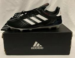 Adidas Copa 17.1 FG Soccer Cleats Black White K-Leather BA85