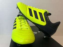 Adidas Copa 17.2 FG Soccer Cleats Solar Yellow Legend Ink S7