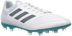 adidas Men's Copa 17.2 Firm Ground Cleats Soccer Shoe, White