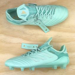Adidas Copa 18.1 FG Leather Teal Green Blue Mint Soccer Clea