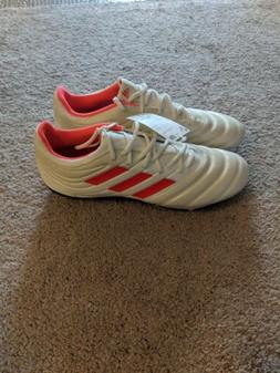 Adidas Copa 19.3 FG Size12 Soccer Cleats Mens OffWhite Solar