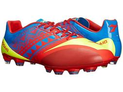 Diadora DD - NA3 LPU Mens Soccer Cleats Size 8.5 - Red/Blue