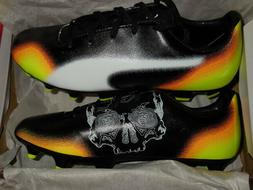 PUMA EVO SPEED GRAPHIC Multi-Color Jr Soccer Cleats Youth Si