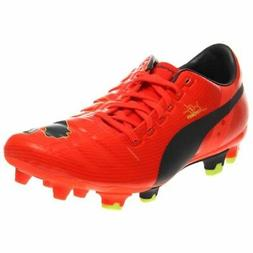 Puma EvoPOWER 2 Firm Ground Cleats  Athletic Soccer Cleated