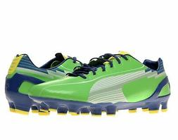Puma Evospeed 1 FG Jasmine Green/White Men's Soccer Cleats 1