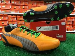Puma EvoSPEED 5 Leather Firm Ground Soccer Cleats Size 11 Or
