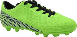 BomKinta Kid's FG Soccer Shoes Arch-Support Athletic Outdoor