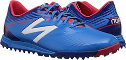 New Balance Boys' Furon 3.0 Dispatch Turf Soccer Shoe, Bolt/