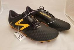 New Balance Furon Mens Soccer Cleats Size 11 1/2 BLACK AND O