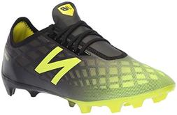 New Balance Men's Furon V4 Soccer Shoe, Limeade, 10 2E US