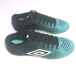 UMBRO Green Sports Football Soccer Sneakers Cleats Mens Size