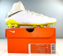 Nike Hypervenom Phantom 3 Pro DF FG White Soccer Cleats AJ38