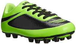 Vizari Infinity FG Soccer Cleat , Green/Black, 10.5 M US Lit