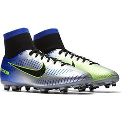 NIKE JR Mercurial VCTRY 6 DF NJR FG Boys Soccer-Shoes 921486