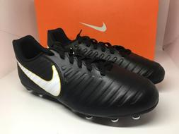 NIKE JR TIEMPO RIO IV FG Size 5 Youth Soccer Cleats  - BRAND