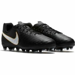 Nike Jr Tiempo Rio IV Firm-Ground Kids' Soccer Cleats Size