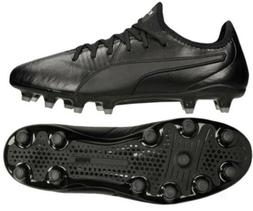 PUMA KING PRO FG MENS SOCCER CLEATS BLACK 105608-01 SIZE 6 N