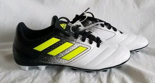 NEW Black White Soccer Cleats