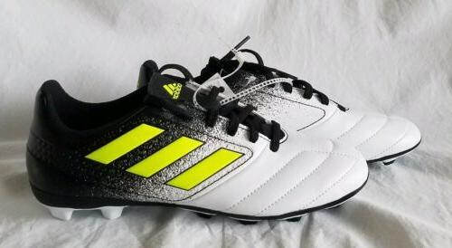 Adidas Black White Soccer Cleats 5