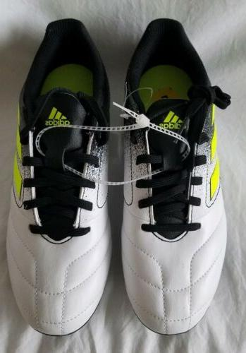 Adidas Ace 17.4 NEW Youth Boys Black Cleats
