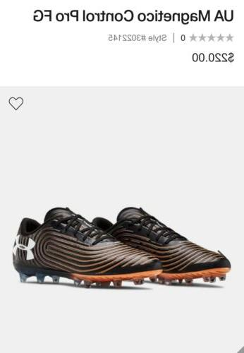 BRAND Under Armour FG Cleats 9