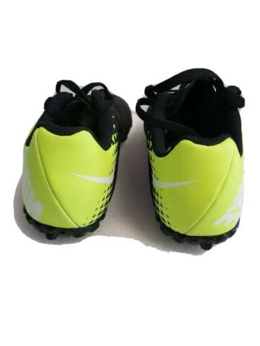 Brand NEW soccer cleats for boys green