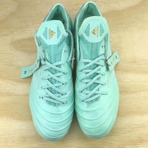 Adidas Leather Teal Mint DB2167 Multi