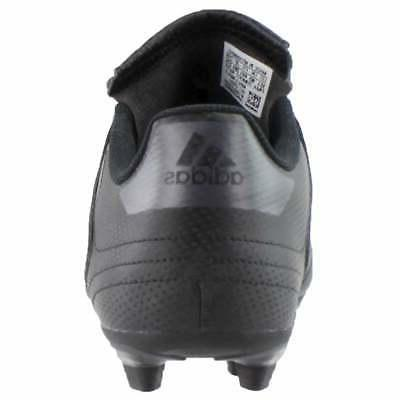 adidas COPA 18.4 Athletic Soccer Ground Cleats - Black - Mens