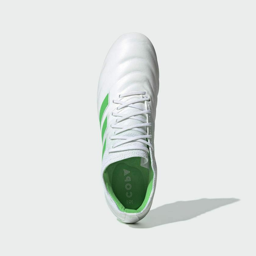 Adidas Copa 19.1 Men's Cleats White/green