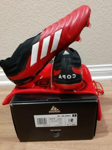 Adidas Copa 20+ firm Red/white/Black US