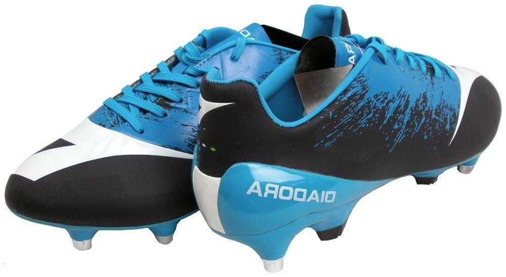Diadora DD - NA4 MPH Mens Soccer Cleats Size 8.5 Blue/Black