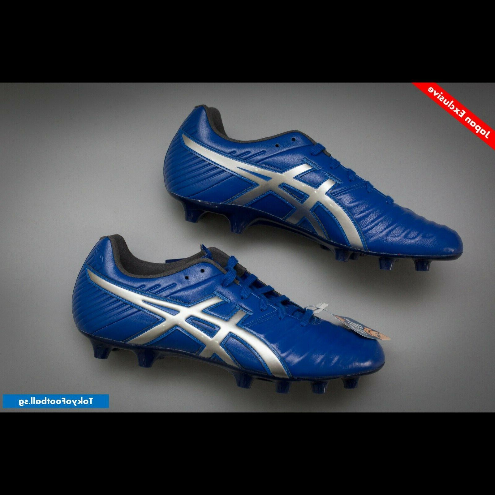 Asics Wide soccer cleats shoes