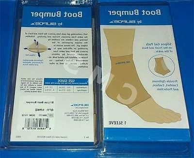 gel boot bumper sports ankle protection sleeve