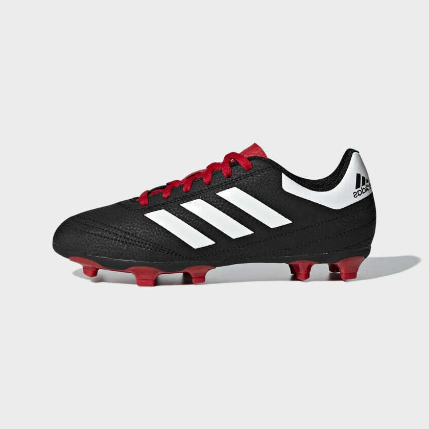 Adidas Goletto Soccer Cleats/Shoes NEW Youth Size 6Y Red/Bla