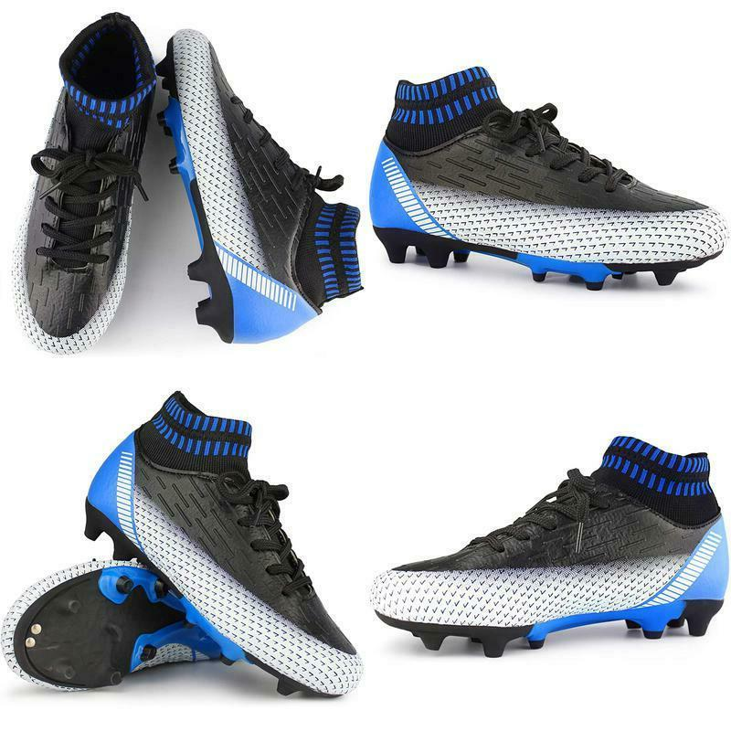 hawkwell kids outdoor soccer cleats high top