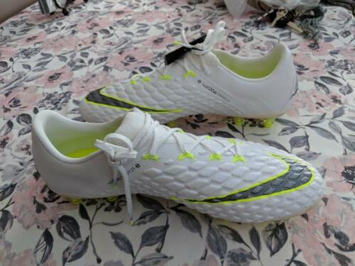 Nike Elite White Soccer