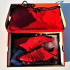 Nike Hypervenom Phantom III FG Soccer Cleats 852567-617 Red