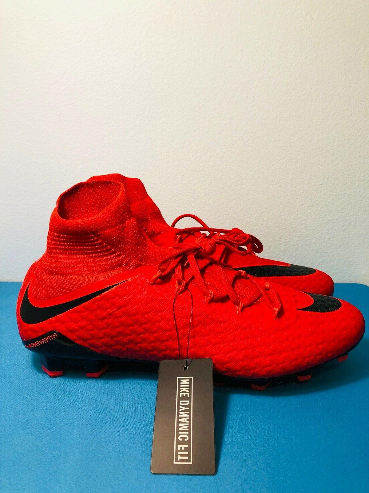 Nike Phatal 3 DF Cleats, Crimson MSRP $169.99