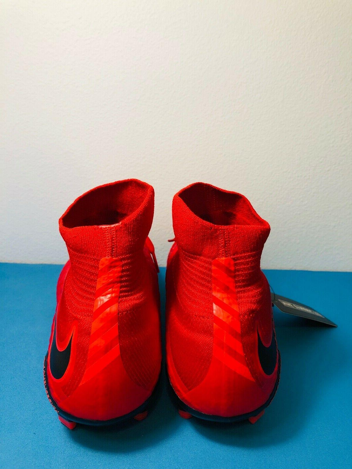 Nike III 3 Soccer Cleats, Red Crimson MSRP