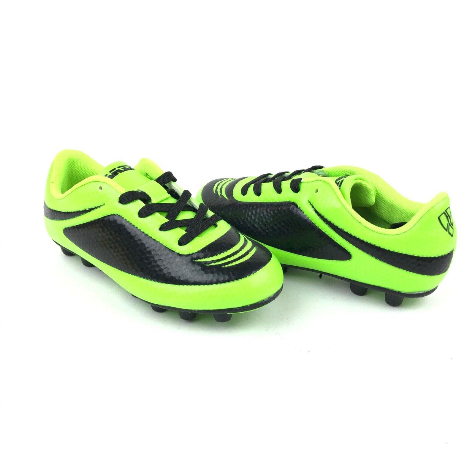 infinity fg soccer cleat kid s size