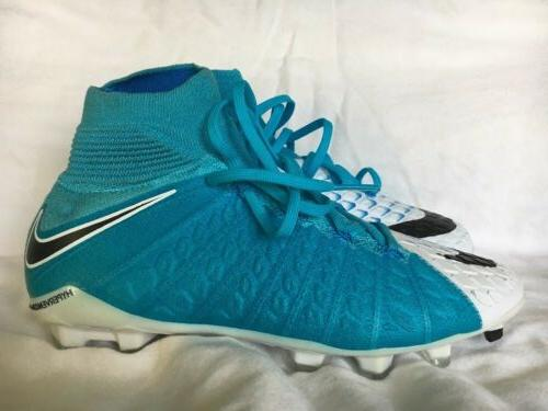 Nike 3 Soccer Cleats Blue Size 5Y 882087104