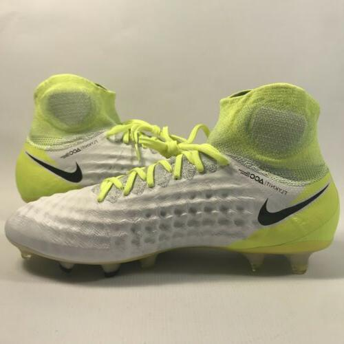 Nike FG Cleats Green ACC Size