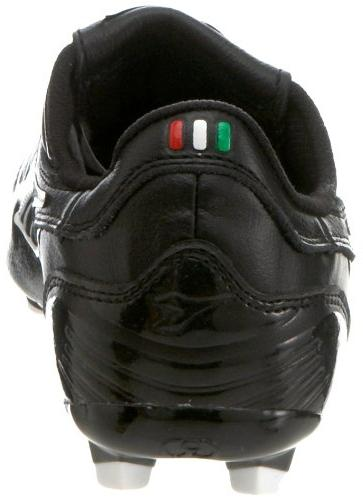 Diadora MD Soccer Shoe ,Black/Black,3 M Little Kid
