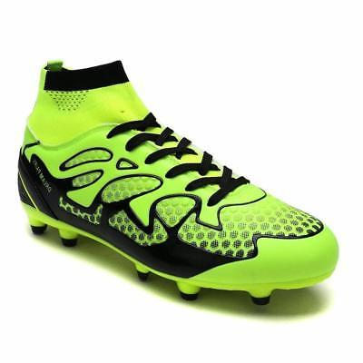 DREAM PAIRS Men's 160858-M Fashion Cleats FTball Soccer Shoe